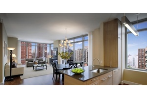 Great Corner unit**New High rise Building**Sleek**East 91 street/2nd Ave**Stunning river Views1200 Square feet**